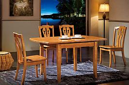 Стол кухонный обеденный раскладной Микс Мебель Лиана NEW (ШхГ - 1000(+350)х850 мм)