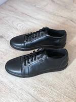 Мужские спортивные туфли кожаные VanKristi