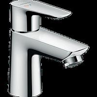 Смеситель для умывальника Hansgrohe Talis E 80 CoolStart, со сливным гарнитуром (71703000)