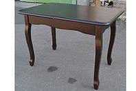 Стол кухонный обеденный раскладной Микс Мебель Лидер (ШхГ - 1100(+400)х700 мм)