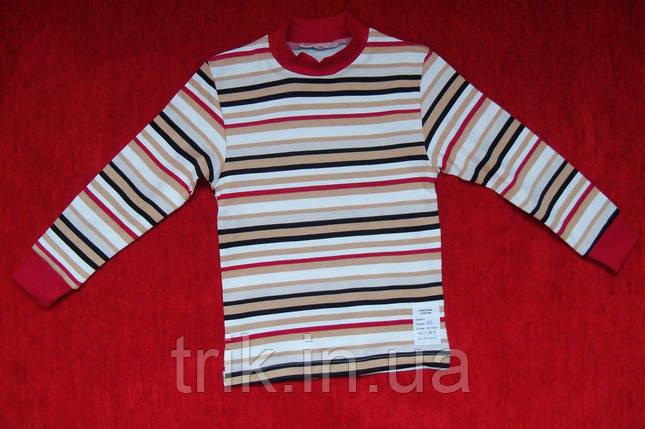 Детский гольф с красной полоской, фото 2