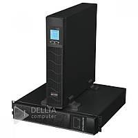 Источник бесперебойного питания Smart-UPS LogicPower-2000 PRO, RM 1800W, 110-300V, аккумулятор 48V/4x9Ah, LCD