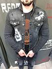 Джинсовая куртка Scorpion, фото 2