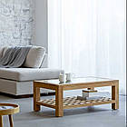 Стол журнальный из дерева 165, фото 2