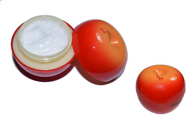 Крем для рук Wokali FRUIT Red Apple