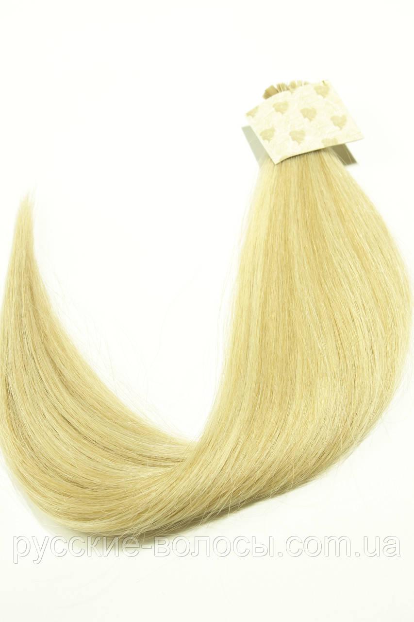 Волосся слов'янські на капсулах преміум.
