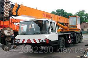 """Аренда автокрана 25 тонн """"BUMAR КС-5473"""""""