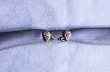 Сережки фірми Xuping позолочені (color 4), фото 3
