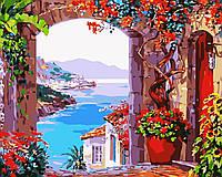 Картина Вид на залив