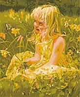 Картина На цветочной полянке