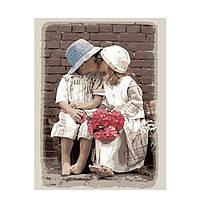 Картина Первый поцелуй
