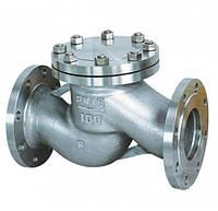 Клапан обратный чугунный 16ч6бр (п) Dn-200