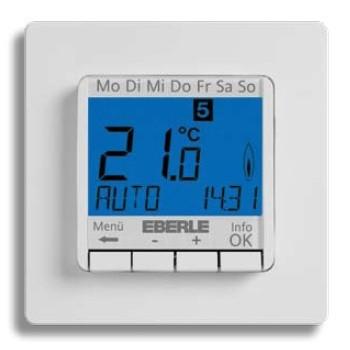 Электронный терморегулятор EBERLE FITnp 3U