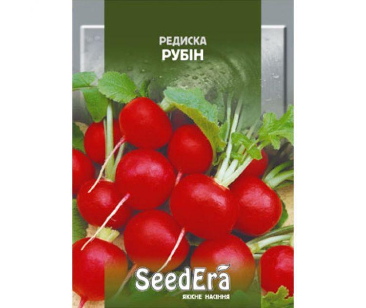 Семена редис Рубин 20 г SeedEra