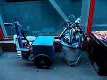 Доильный аппарат АИД-1Р с защитным кожухом+сертификат качества от производителя