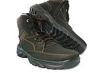 Мужские ботинки качество стиль украинского производства, фото 1