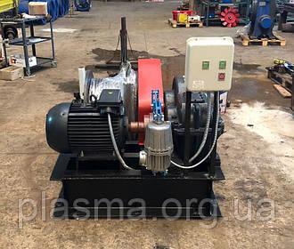 Лебідка електрична монтажна тихохідна ЛМ-5А