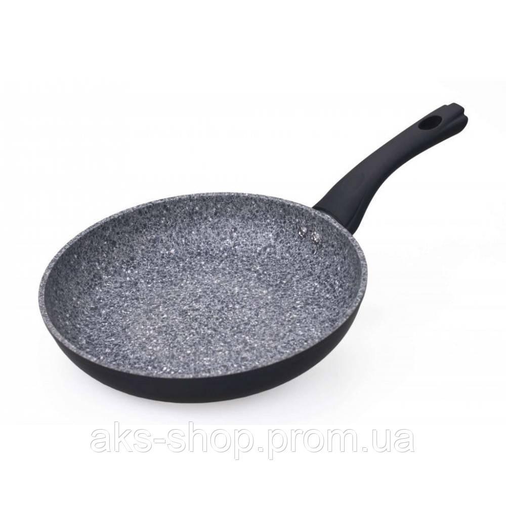 Сковорода обычная Con Brio CB-2412 24см с антипригарным покрытием