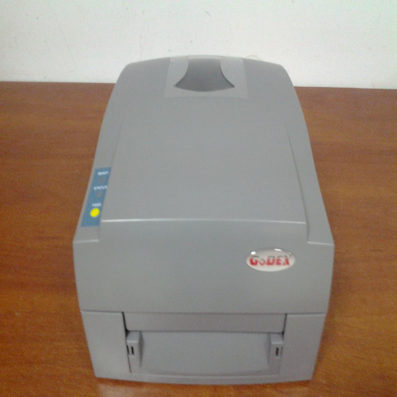 Термотрансферный принтер этикеток GODEX EZ-1100 Plus (риббон 300 м)