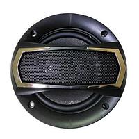 Автоакустика, автомобильные динамики, акустика в машину SP-1395,круглые,чёрный