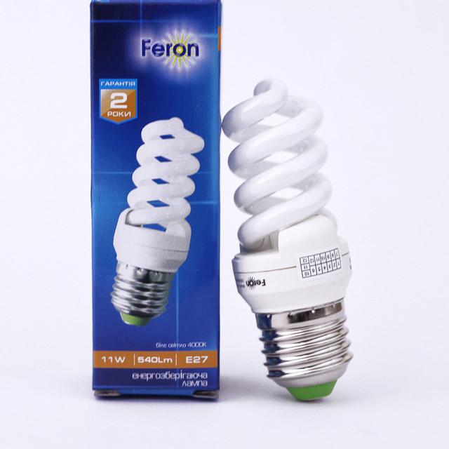 Энергосберегающие лампы Feron с цоколем Е27