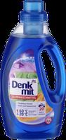Бесфосфатный гель для стирки цветного белья Denkmit Colorwaschmittel 1100 мл