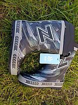 Резиновые сапоги Biki0498 Black-Z 28-35р, фото 3