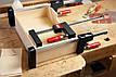 Легкая корпусная струбцина Bessey 600x80 UniKlamp UK60, фото 4