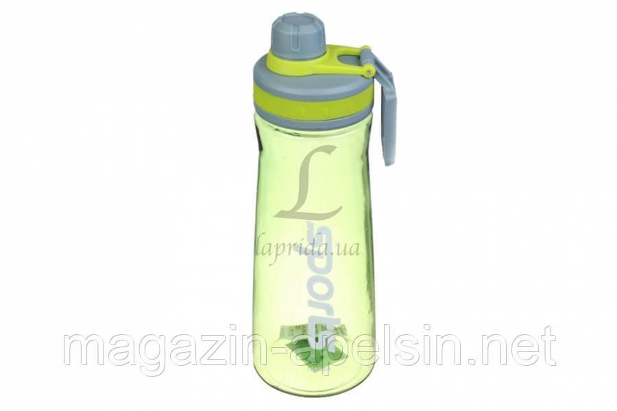 Бутылка спортивная с ручкой популярные массажер для лица