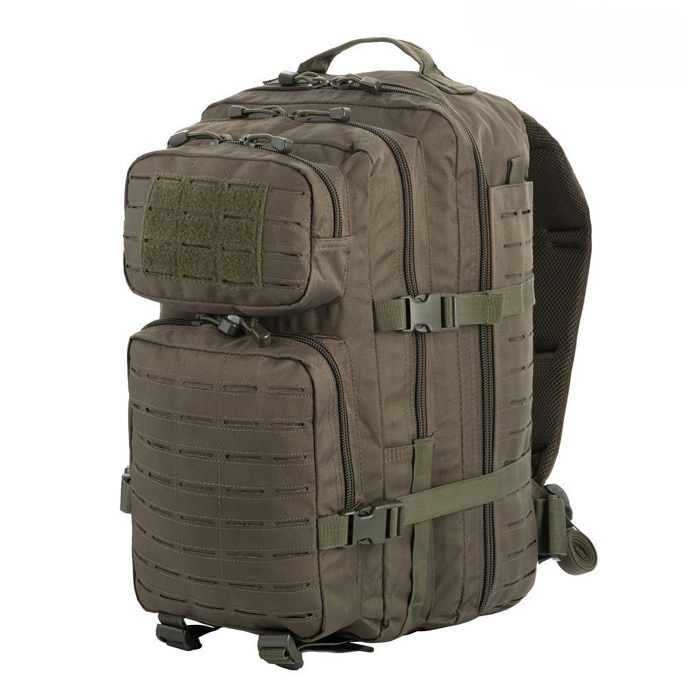 M-Tac рюкзак Large Assault Pack Laser Cut Olive