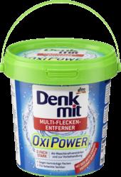 Пятновыводитель с активным кислородом Denkmit Oxi Power Multi-Flecken-Entferner  750 гр.
