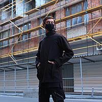 Куртка мужская черная от бренда ТУР модель Кинтаро (Kintaro) размер: XS,S, M, L, XL, XXL