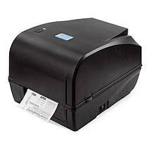 Принтер этикеток термотрансферный Xprinter XP-H400B чёрный (XP-H400B)