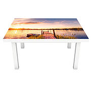 Моря Річки Океани (наклейки на стіл)