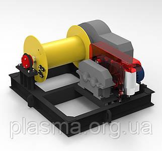 Лебідка електрична тягова ТЕЛ-5