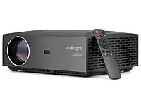 Проектор F30 Проектор мультимедійний 4200 люмен Full HD Wi-Fi стерео Vivibright Wilight F30 домашній кінотеатр кінопроектор