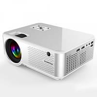 Мультимедійний FullHD проектор C9 ANDRIOD до 4 м, динаміки, портативні проектори