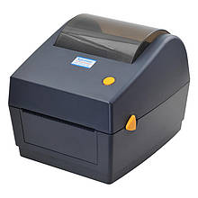 Принтер этикеток Xprinter XP-480B чёрный (XP-480B)