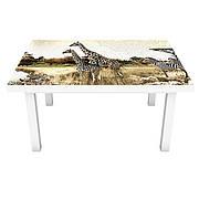 Тварини Фауна (наклейки на стіл)