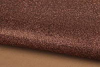 Фоамиран листовой с глиттером Coix цена за 10шт, коричневый, 70х50см, фомиран, для рукоделия