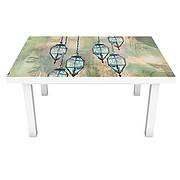 Абстракції Візерунки Колажі (наклейки на стіл)