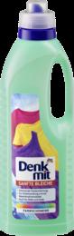 Жидкий пятновыводитель без хлора  Denkmit Sanfte Bleiche 1000 мл