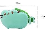 Комплект Мягкая игрушка кот дракон Pusheen cat и Автомат дополненной реальности (n-712), фото 4