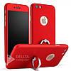 Чохол - бампер для iPhone 6 6s JR-BP179, з деражатель -кільце, різні кольори, Чохол для мобільного телефону