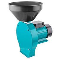 Измельчитель зерна / зернодробилка SIGMA (1.8 кВт, до 250 кг/ч, зерновые), кормоизмельчитель
