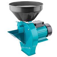 Измельчитель зерна / зернодробилка SIGMA (1.8 кВт, до 250 кг/ч, зерновые + корнеплоды), кормоизмельчитель