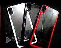 Чехол - бампер для iphone X разные цвета, чехол на мобильный телефон, чехол для телефона Iphone