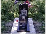 Пам'ять пам'ятники з граніту, фото 4