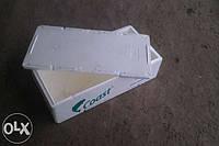 Ящик для рыбы пенопластовый