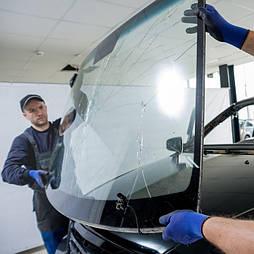 Замена автостекол в легковых автомобилях